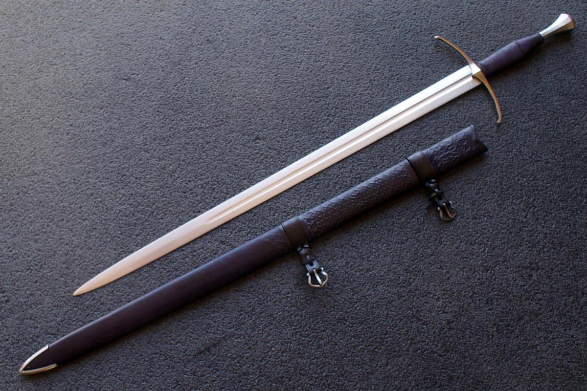 VA-200-Special Edition - The Valor Medieval Long Sword