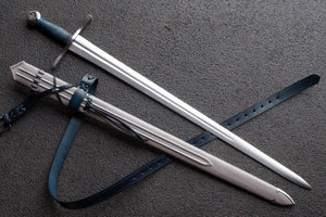 VA-201-Signature Collection - The Campaigner Medieval Sword