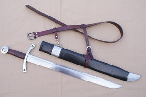 VA-306-Signature Collection - The Norwich Medieval Falchion