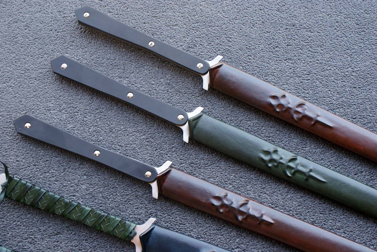 "VA-307-Signature Collection - The ""Zombie Slayer"" Tactical Long Sword"