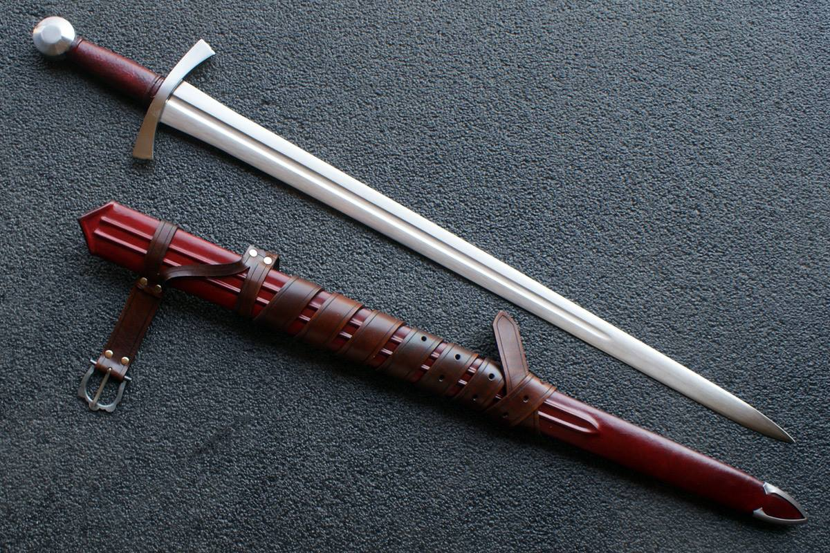 VA-401-Signature Collection - The Castile Medieval Sword