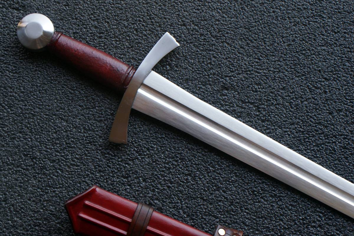 VA-401-Craftsman Series - The Castile Medieval Sword