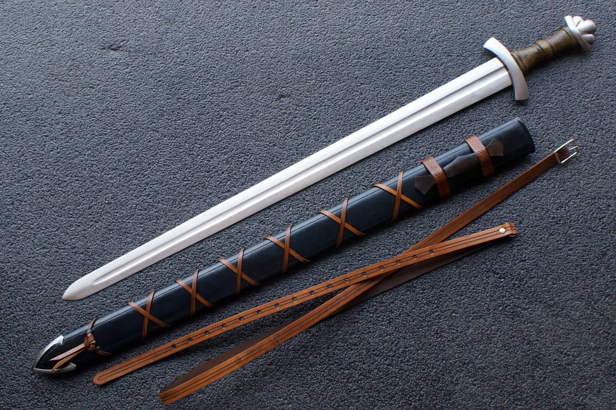 VA-405-Signature Collection - The Hedemark Viking Sword