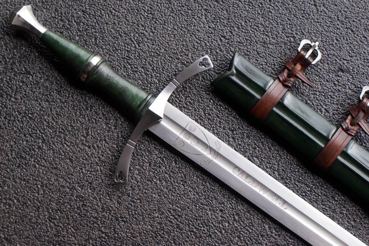 VA-407-Signature Collection - The Malatesta Medieval Long Sword