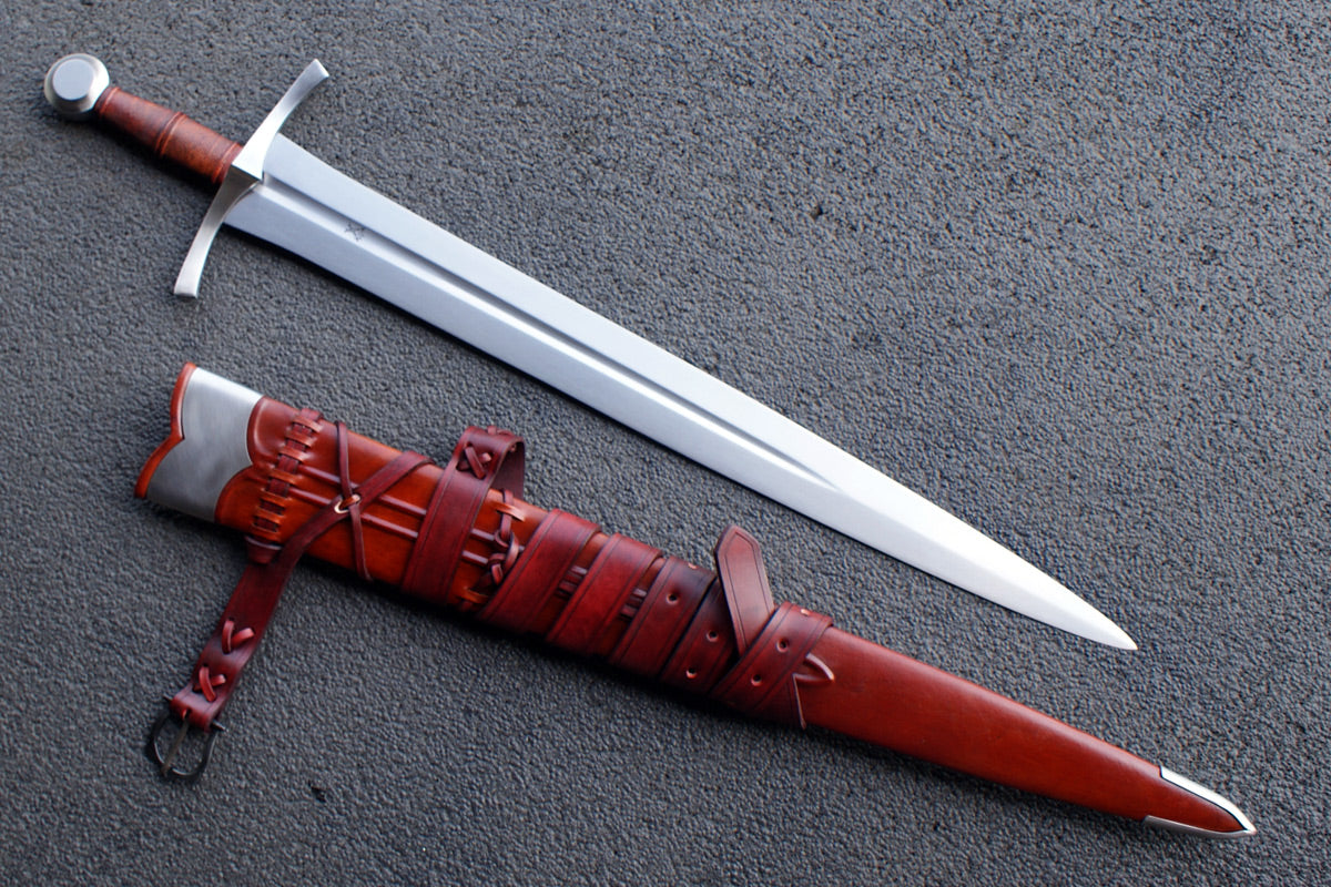VA-214-Craftsman Series - The Dagesse Medieval Sword