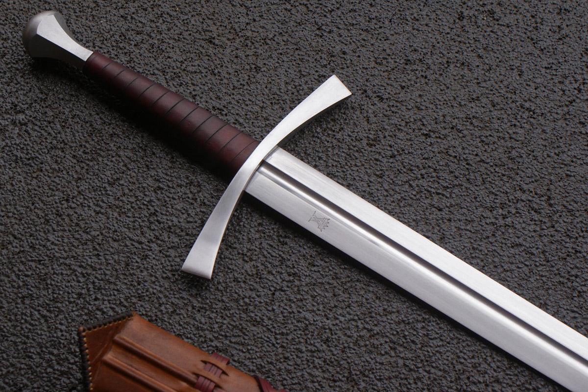 VA-358-Craftsman Series - The Lambrecht Medieval Sword