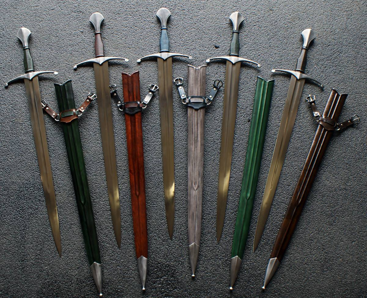 VA-403-Craftsman Series - The Bristol Medieval Arming Sword