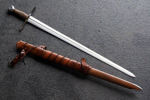 VA-408-Craftsman Series - The Crusader Medieval Arming Sword
