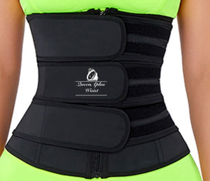Latex Waist Trainer Slimming Belly Shaper