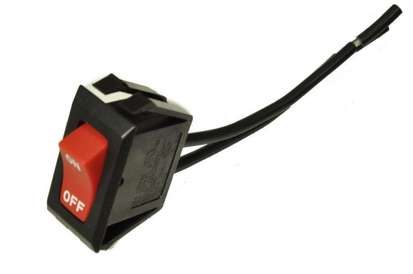 Hoover UH40155 Fold Away Vacuum Switch Compatible Replacement
