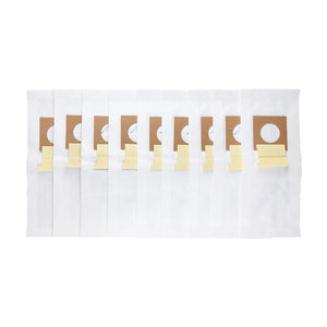 9-Pack Hoover C1703-920 Commercial Upright Type Y Micro Filtration Bags Compatible Replacement