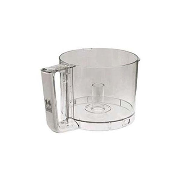 Cuisinart MP-14N Limited Edition Metal 14-Cup Food Processor Work Bowl Cover Compatible Replacement