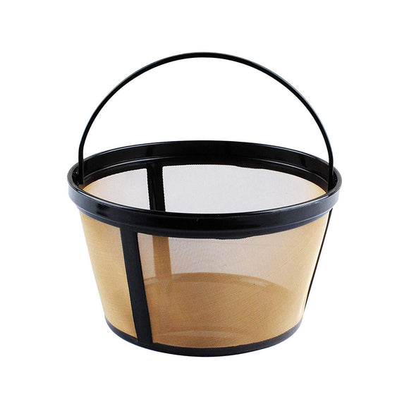 Cuisinart DCC-1250 12-Cup Coffee Maker Gold Tone Filter Basket Compatible Replacement