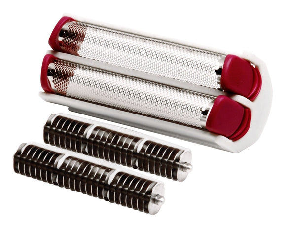 Remington WDF-1600 Womens Shaver Foil Screens and Cutters Compatible Replacement