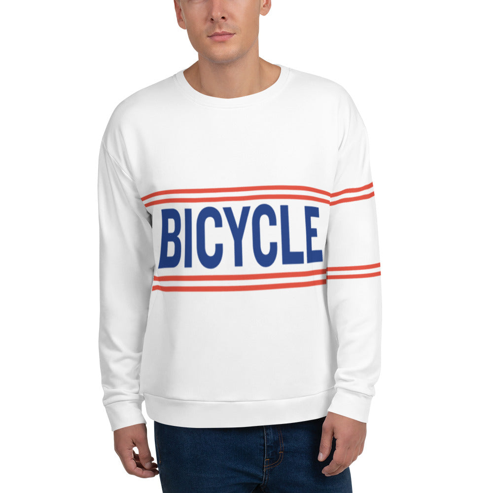 Unisex Bicycle Alumni Sweatshirt