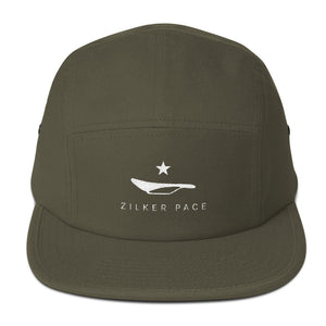 Zilker Pace Five Panel Cap - Zilker Pace