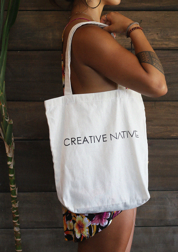 Creative Native Tote Bag