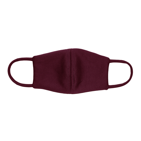 Maroon Care Mask