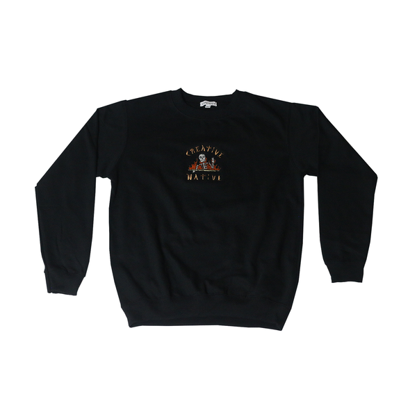It's Fire Crewneck Sweater