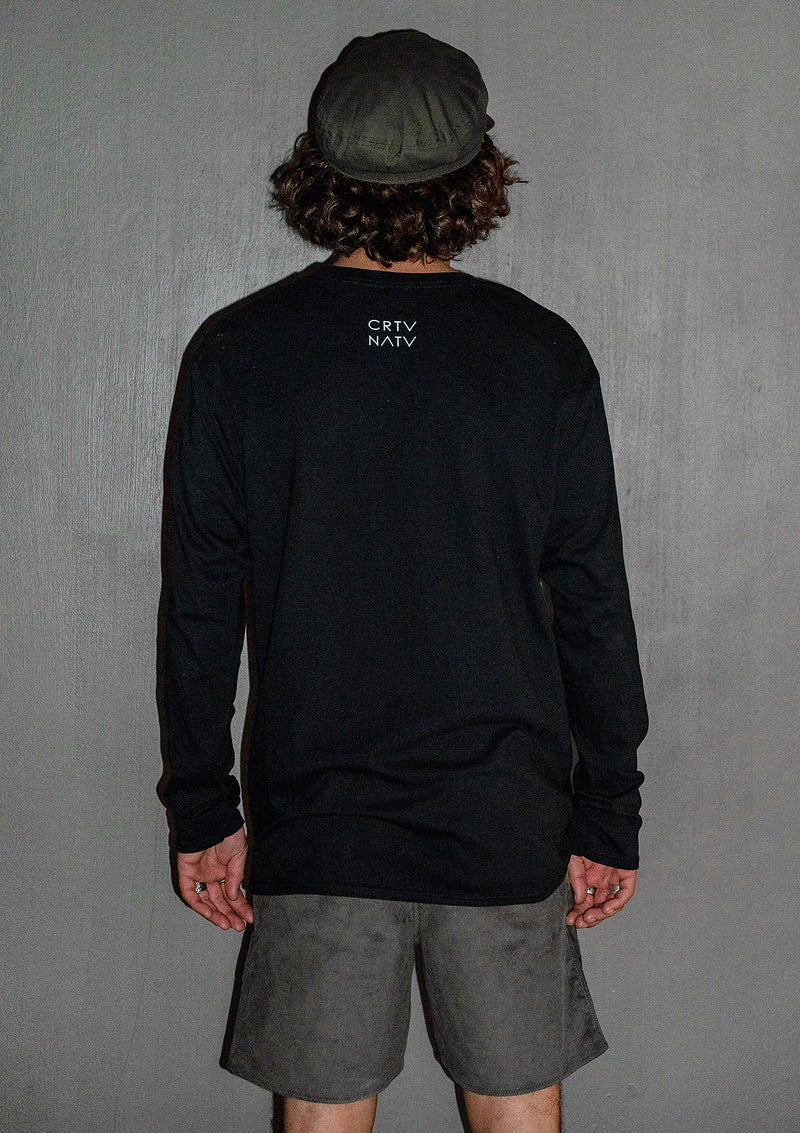 Simple in Life and in Clothing Long Sleeve