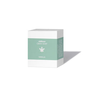 Vanilla CBD Soap (Pack of 3)