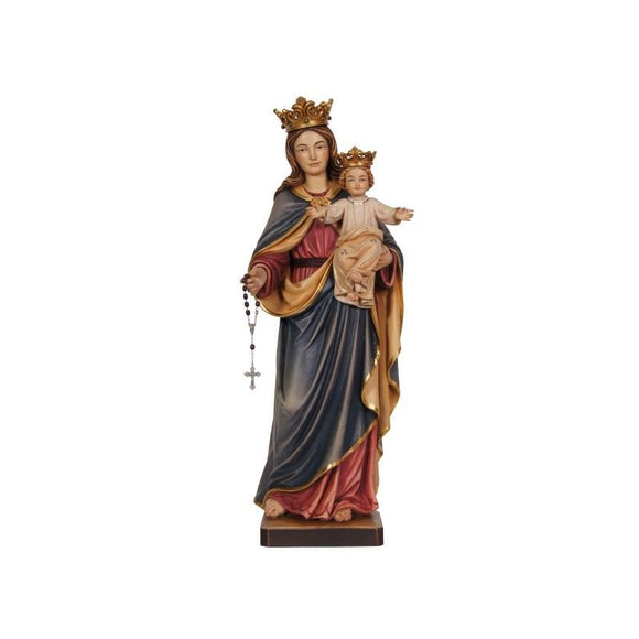 176100 Our Lady of the Rosary Statue