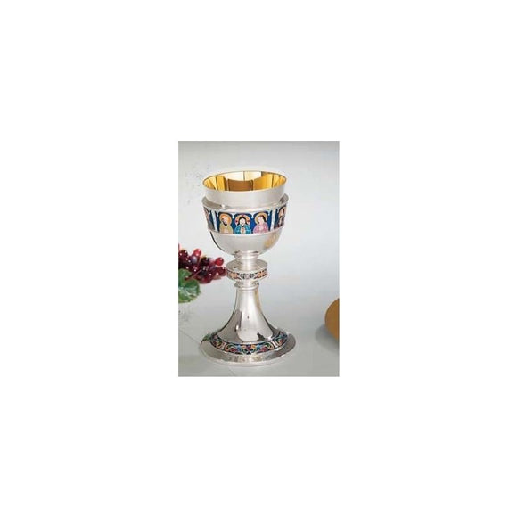 Artistic Silver AS-154 Chalice and Paten