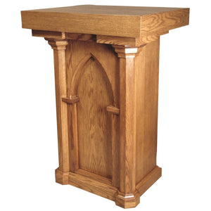 TABERNACLE STAND,Woerner Wood Stain Colors