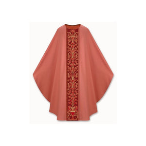Rose Gothic Chasuble-1,Rose Gothic Chasuble-2