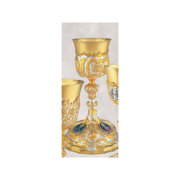 10-15610 Chalice and Paten