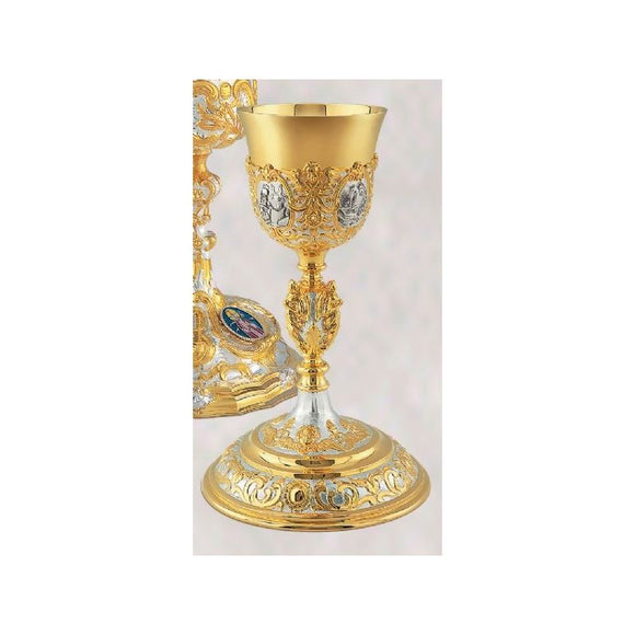 10-15210 Chalice and Paten