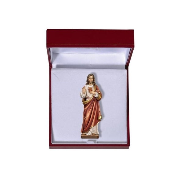 252006 Sacred Heart of Jesus Statue