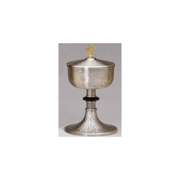 Ziegler | Style 480B | Ciborium ONLY | Straight Hammered Oxidized Finish