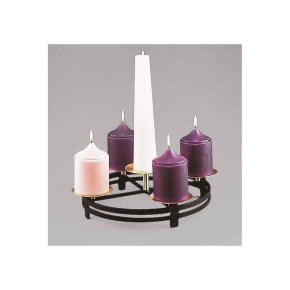 Church Advent Wreath | 19-1/2