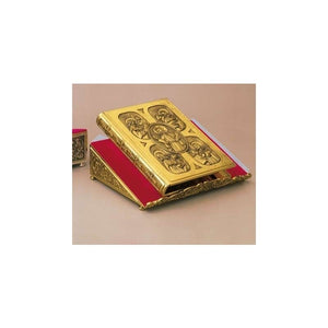 Artistic Silver 6000 Book of Gospels Cover
