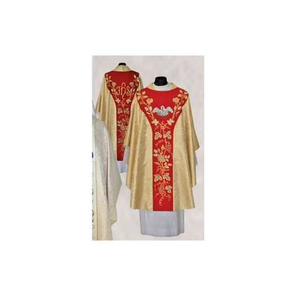 11-022WR The Pelican Chasuble