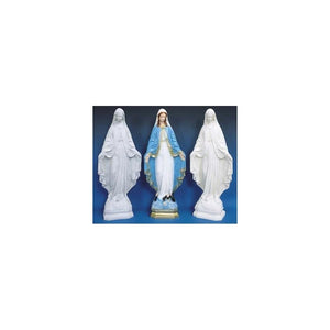 "SA2405 24"" Our Lady of Grace Statue"