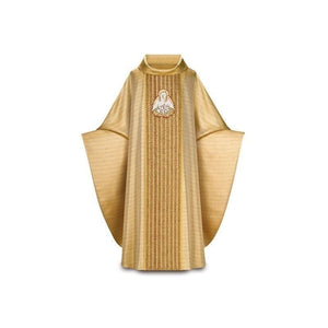 Gold Gothic Chasuble