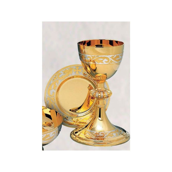 10-005 Chalice and Paten