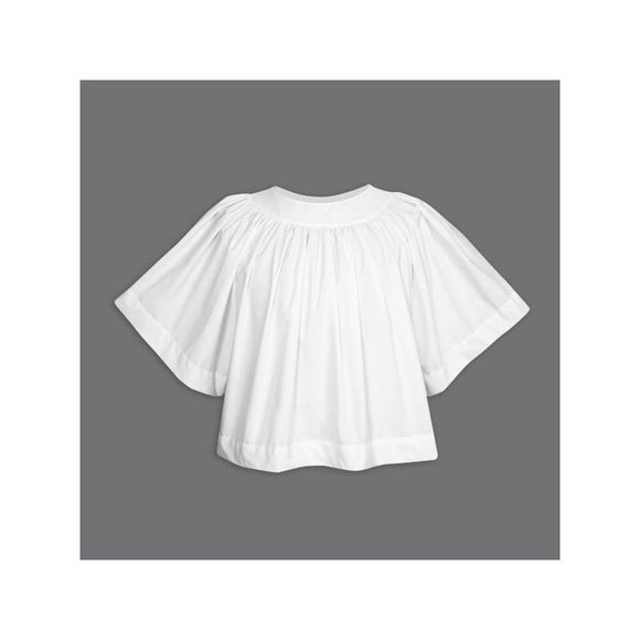 115 Round Neck Surplice