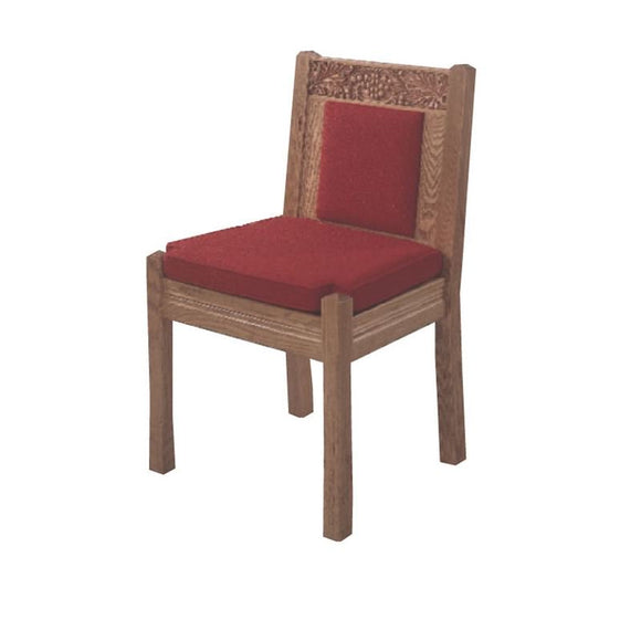 ASSISTANT CHAIR,Woerner Wood Stain Colors,Woerner Fabric Colors