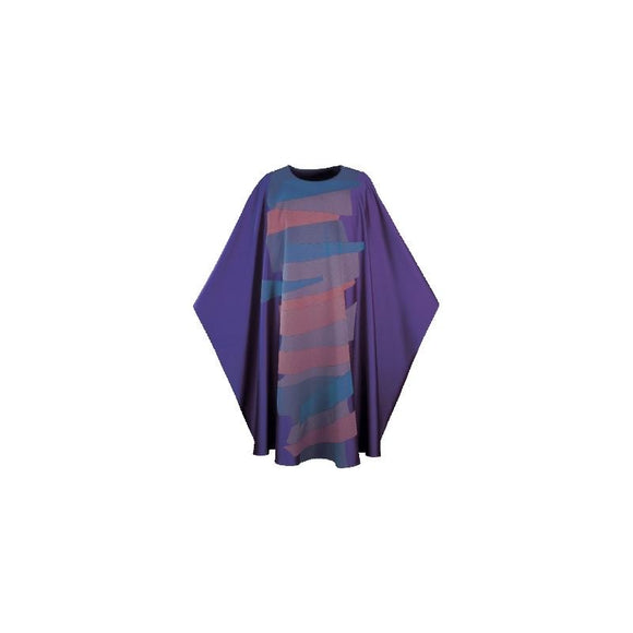 Purple Monastic Chasuble-1