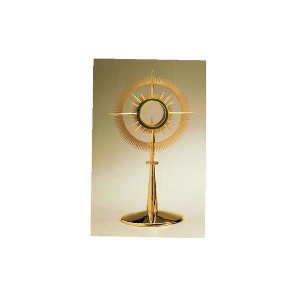 Artistic Silver 7252 Contemporary Monstrance