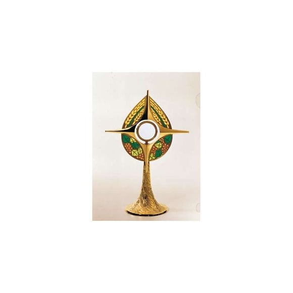 Artistic Silver 7285 Contemporary Monstrance