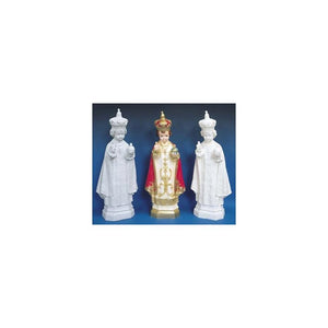 "SA2455 24"" Infant of Prague Statue"