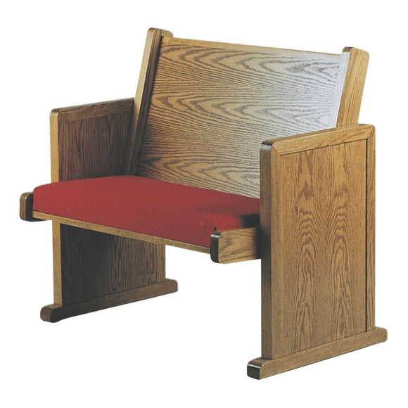 CLERGY PEW,Woerner Wood Stain Colors,Woerner Fabric Colors