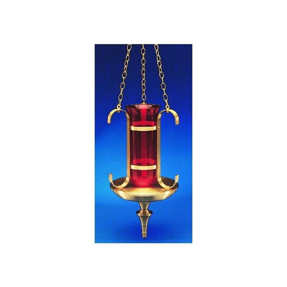 Ziegler | Style 681 | Electric | Hanging Sanctuary Lamp