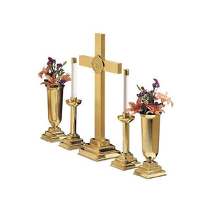 "36AS 36"" Traditional Altar Set"
