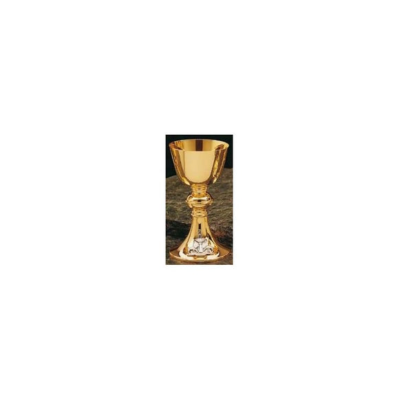 Artistic Silver 5120 Chalice and Paten - Memorial