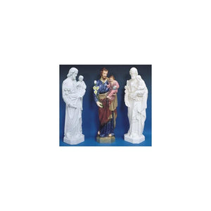 "SA2425 24"" St Joseph and Child Statue"